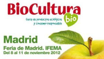 BIOCULTURA. Feria de productos ecológicos y consumo responsable