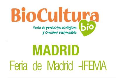 BIOCULTURA. Madrid 2013