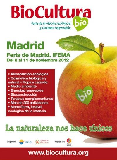 Verdures Ecològiques Joan Castellà > <b>NOTÍCIES</b> > BIOCULTURA. Fira de productes ecològics i consum responsable