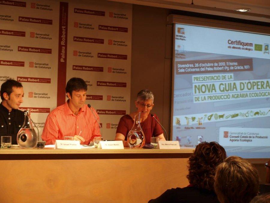Verdures Ecològiques Joan Castellà > <b>NOTÍCIES</b> > Nova Guia d'Operadors Ecològics de Catalunya